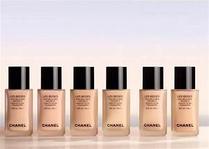 Chanel Les Beiges 2016 Collection Beauty Trends And