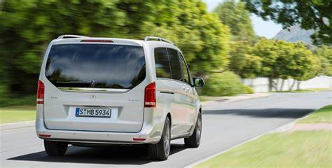 Gambar Mobil Mercedes V Class by Mercedes V Class Rear Style Autonetmagz Review