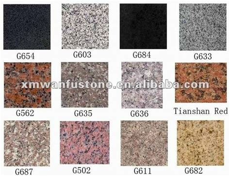 cheap bainbrook brown g664 granite tile with factory
