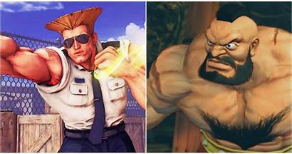 Fighting Games Iconic Character Archetypes Ten Most