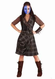 Women's Plus Size Braveheart Warrior Costume