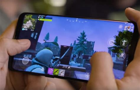 android phone play fortnite  list