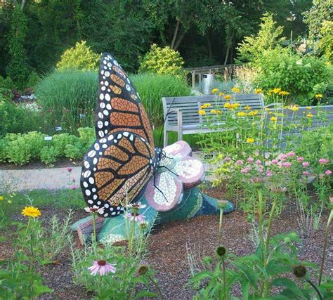Garten Deko Le by D 233 Co Jardin Avec Mosa 239 Que En 28 Beaux Exemples