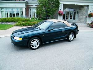 86cougarman 1994 Ford MustangGT Convertible 2D Specs, Photos, Modification Info at CarDomain