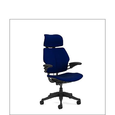 freedom headrest chair humanscale stand while working