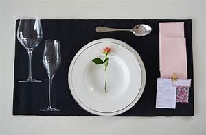 Assiette Noire Ikea : les bases de la d coration de table la belle assiette le blog ~ Teatrodelosmanantiales.com Idées de Décoration