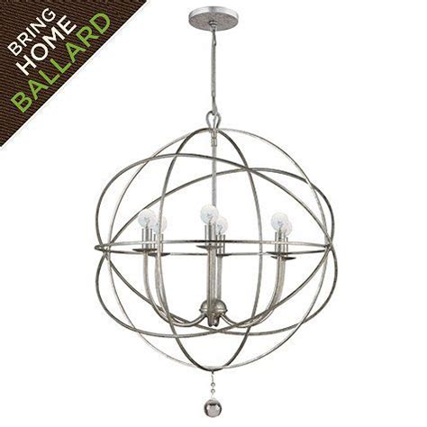 orb chandelier diy home decor ideas