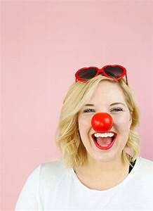 Giving Back - Red Nose Day Printables - Persia Lou