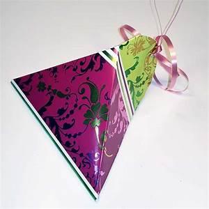 Geschenkverpackung Basteln Vorlage : origami schachtel ausgefallene geschenkverpackung selber ~ Lizthompson.info Haus und Dekorationen
