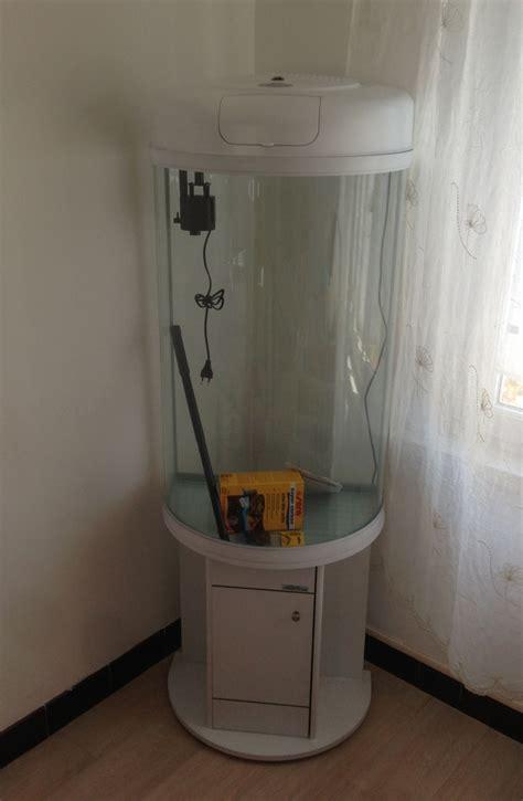 mon aquarium colonne