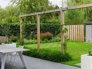 Groene Tuin In Houten- Schitterend Belastingvoordeel