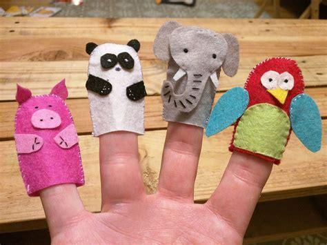 Puppet Images Finger Puppet