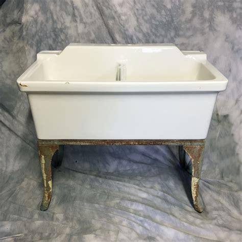 antique sinks kitchen vintage quot richmond quot basin utility sink 1298