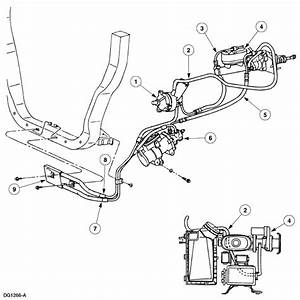 Power Steering Hose Routing Question