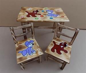 Stuhl Für Kinderzimmer : sitzgruppe f r kinderzimmer tisch 2 4 st hle kinder kieferholz tisch stuhl set ebay ~ Sanjose-hotels-ca.com Haus und Dekorationen