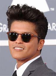 Bruno Mars Pompadour