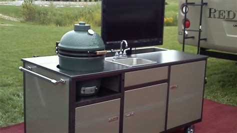 green egg kitchen small kitchens bbq islands fireside outdoor kitchens 1372