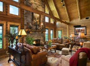 homes interior decoration images today s log homes for advantageous and luxurious living