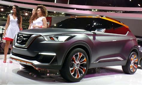 nissan kicks arrives release date redesign price