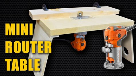 mini router table  trim router laminate router
