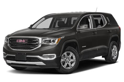 New 2018 Gmc Acadia  Price, Photos, Reviews, Safety