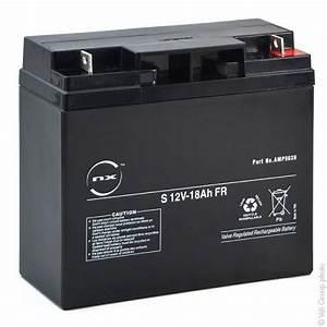 Batterie Tracteur Tondeuse 12v 18ah : batterie tracteur ~ Nature-et-papiers.com Idées de Décoration