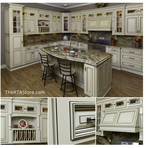 classic white kitchen cabinets vintage white cabinets 5436