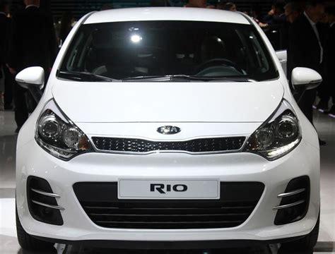 Kia Rio 2015, Star At Paris Motor Show