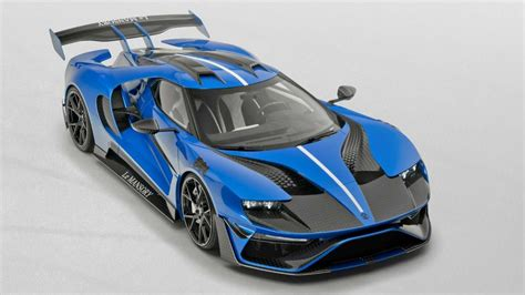 le mansory   carbon fibre ode   ford gt packing