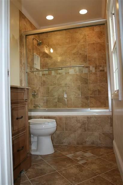 Shower Cool Bathroom Head Tile Bathtub Toilet