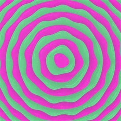 Purple Psychedelic Loop Trippy Gifs