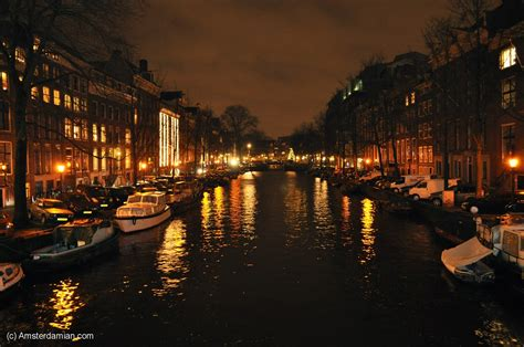 amsterdam is not venice of the amsterdamian