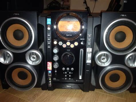 Aiwa 5 Cd Home Stereo System For Sale In Killurin, Wexford