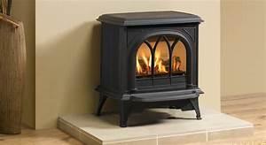Poele A Gaz Avec Thermostat : po le gaz huntingdon 30 stovax gazco ~ Premium-room.com Idées de Décoration