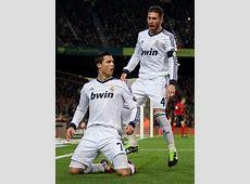 Sergio Ramos and Cristiano Ronaldo Photos Photos FC