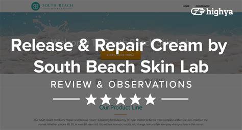 Release & Repair Cream by South Beach Skin Lab Reviews