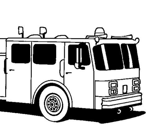 disegni da colorare camion dei pompieri disegno di camion dei pompieri da colorare acolore