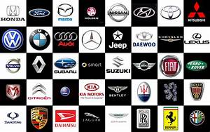 Exotic Car Logos with names - Free Large Images