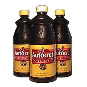 The combination of sweet coffee syrup and milk is enjoyed at all hours of the day, and no brand is as ubiquitous as autocrat syrup. Autocrat | Coffee syrup, Autocrat coffee syrup, Rhode island