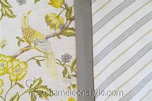 Friday Fabric Fix - Lemon Zest - Chameleon Style®