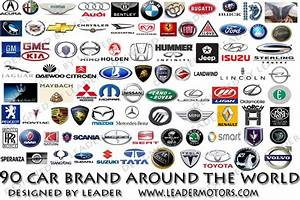 Car Logos And Names A Z List Car Symbols And Car BrandsCar ...
