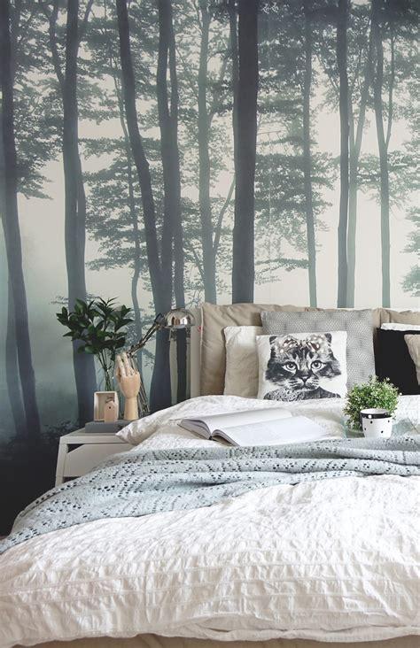 Forest Bedroom Ideas Shefalitayal