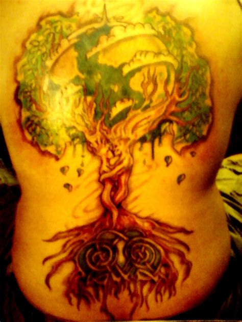 gallery funny game tree  life tattoo