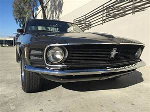 1970 Ford Mustang Fastback 302 V8 Auto Great Running and Driving Project Car for sale in Vista ...