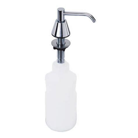 Countertop Mounted Soap Dispenser - countertop soap dispenser with 100mm spout in stock