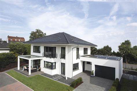 Haus Grau Weiss Wohndesign