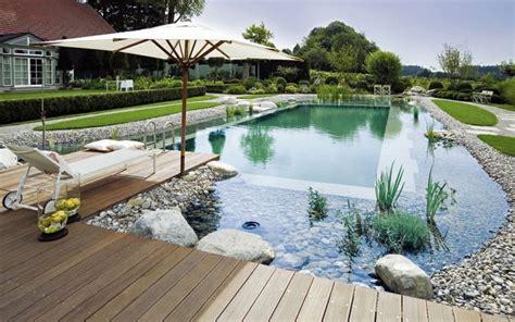 Pool Im Haus Kosten by Naturpool 9 Bestrittene Mythen Garten Pooldesign