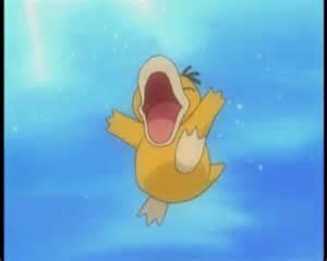 Pokemon Psyduck