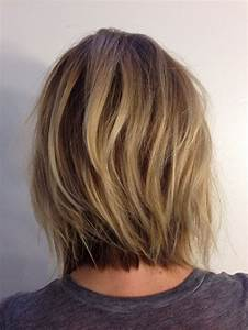 Andreamillerhair Neck Length Layers Hairstyles Hair