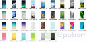 iPhone 5s iOS 7 Default Wallpaper Images Collection Free ...